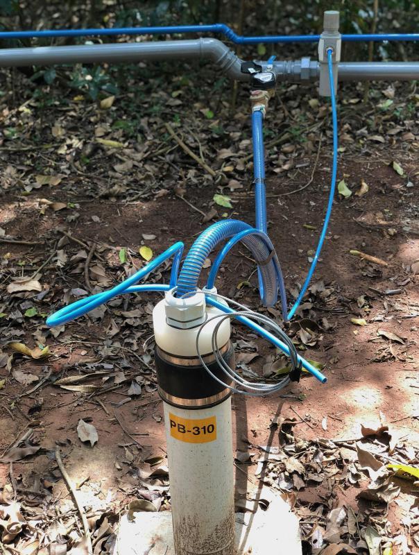 Remediação ambiental água subterrânea