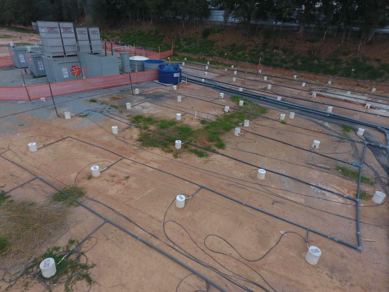 Remediação ambiental de áreas contaminadas