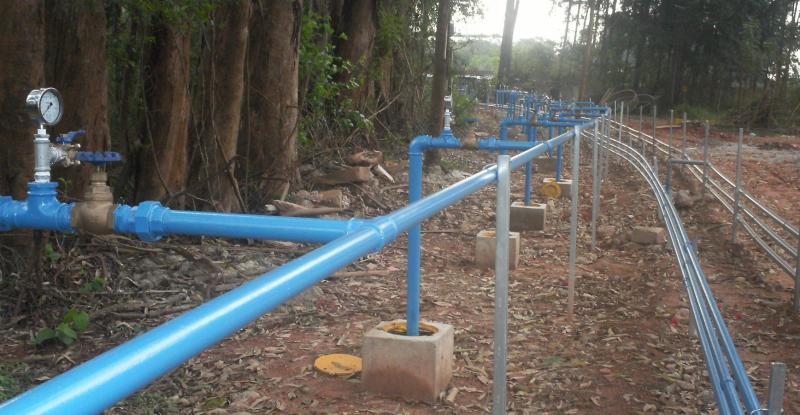 Remediação do solo contaminado